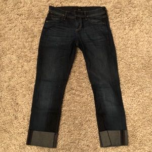 Citizens of Humanity Danni crop jeans
